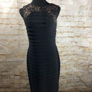 Adrianna Papell little black dress